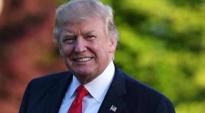 ڈونلڈ ٹرمپ کا 2020 کا صدارتی انتخاب بھی لڑنے کا اعلان