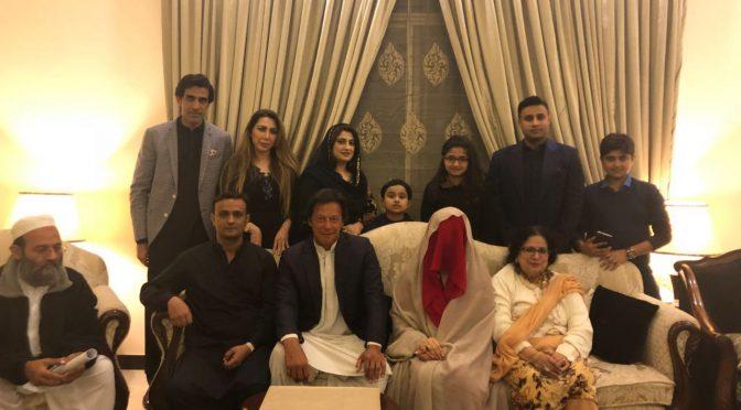 شادی کے بعد عمران خان کا ستارہ عروج پر ،سوشل میڈیا پر ٹا پ ٹرینڈ