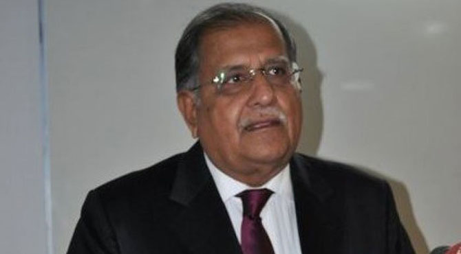 میگا کرپشن ؟وفاقی وزیر ریاض پیر زادہ بھی پھنس گئے