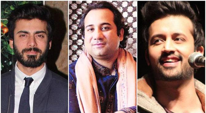 بالی ووڈ میں پاکستانی اداکاروں کے بعد گلوکاروں پربھی پابندی لگانے کا مطالبہ