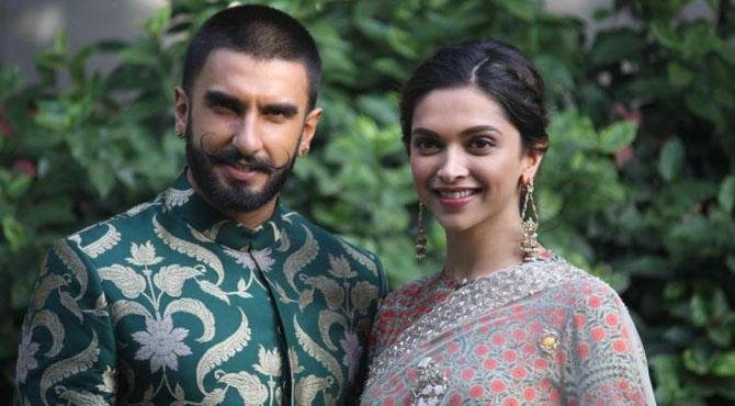 دیپکا اور رنویرکی شادی'سکیورٹی پر ایک کروڑ خرچہ آیا