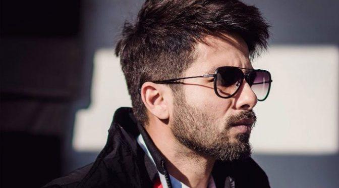 شاہد کپور کے ایک انکار پر پروڈیوسر فلم سے 'سین' نکالنے پر مجبور