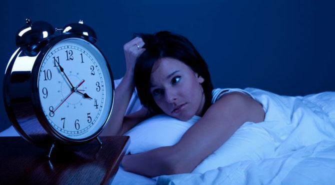 بے خوابی دور کرنے کے آسان ترین ٹوٹکے