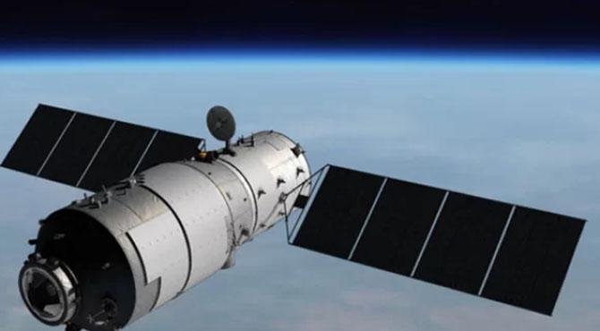 پہلا خلائی سٹیشن ہوا بے قابو ۔۔۔! چین کیوجہ سے زمین کو سنگین خطرے کا امکان