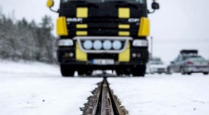 سویڈن میں دنیا کی پہلی برقی سڑک تیار