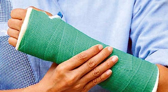 ٹوٹی ہڈیوں کو جوڑنے والی گوند ایجاد