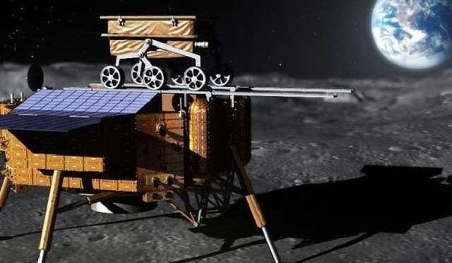 چین نے چاند پر پھول کھلانے کا منصوبہ بنا لیا