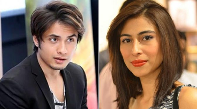 اداکارہ و گلوکارہ میشا شفیع کا علی ظفرپر جنسی ہراساں کر نیکا خو فنا ک الزام،سنسنی خیز انکشافات