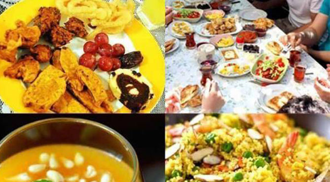 چنے ، آٹے کی روٹی ، دلیہ رمضان المبارک میں قوت بخش غذائیں کونسی ہیں ، پنجاب فوڈ اتھارٹی بھی میدان میں آگئی