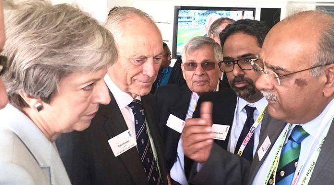 لارڈز ٹیسٹ: برطانوی وزیراعظم بھی پاکستان کی کارکردگی کی معترف