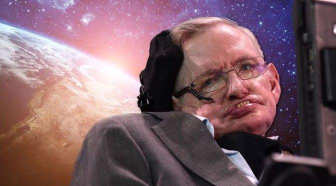 آنجہانی سائنسدان اسٹیفن ہاکنگ کے آخری مقالہ نے دھو م مچا دی