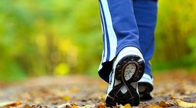 تیزرفتاری سے چلنے کو عادت بنالیں تو فالج یا ہارٹ اٹیک کے خطرے کو 50 فیصد تک کم کیا جا سکتا ہے