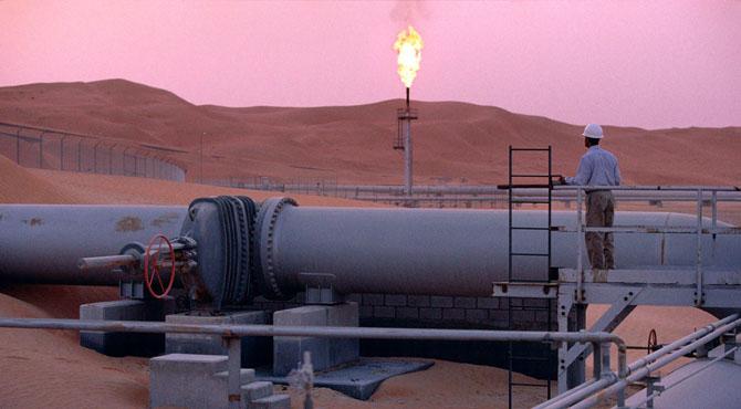 سعودی عرب میں دنیا کے تیل کے سب سے بڑے زخیرے کا انکشاف