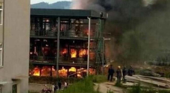چین میں کیمیکل پلانٹ میں دھماکا، 19 افرادہلاک