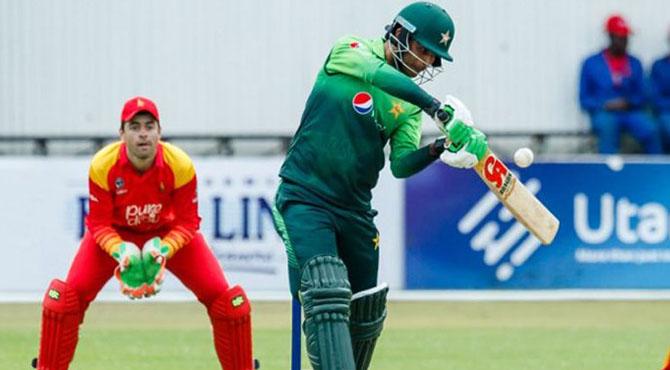 قومی کرکٹ ٹیم نے زمبابوے کے 9 وکٹوں سے شکست دے کر سیریز بھی 0-3 سے اپنے نام کرلی