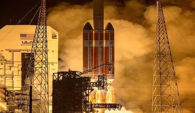ناسا کا خلائی جہاز سورج کو چھونے کے لیے روانہ
