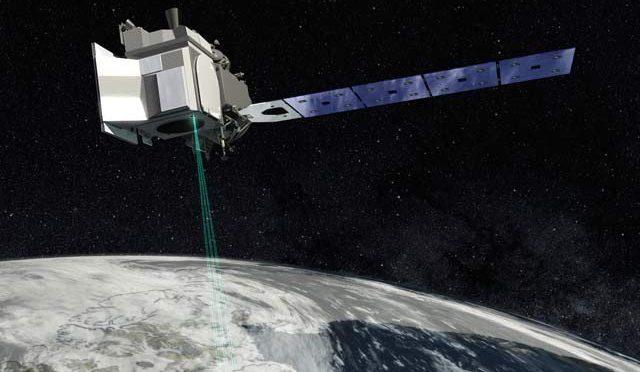 زمین پر پگھلتی ہوئی برف پر نظر رکھنے والا ناسا کا نیا سیٹلائٹ