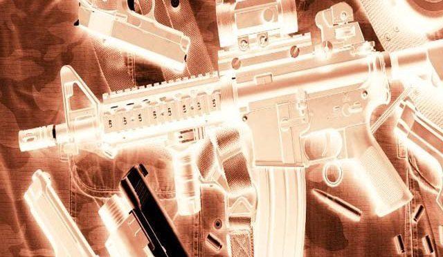 وائی فائی سے خفیہ خانوں میں چھپا اسلحہ اور بم پکڑنا آسان