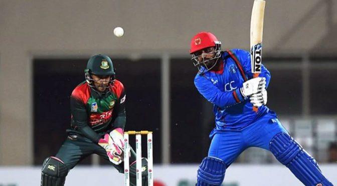 ایشیا کپ،افغانستان نے بنگلہ دیش کو 136رنز سے ہرا دیا
