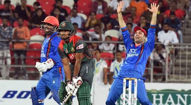 ایشیا کپ میں آج بنگلادیش اور افغانستان کی ٹیمیں مدمقابل ہوں گی