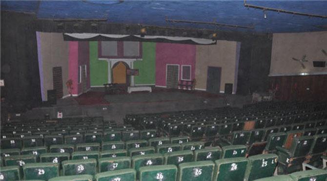 لاہور کے تھیٹرز میں13محر م الحرام سے سر گر میاں دوبار شروع ہونگی