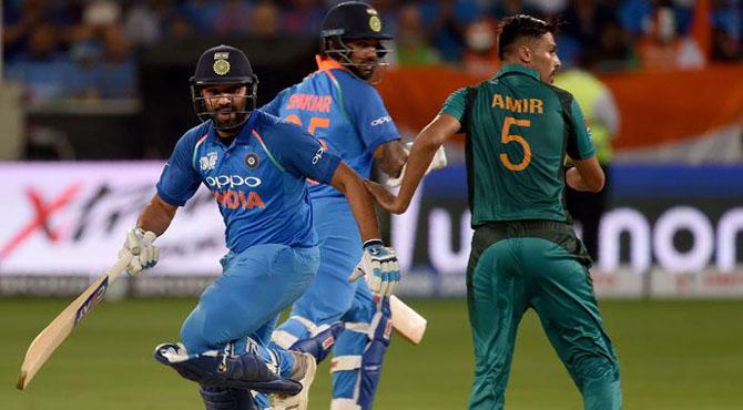 ایشیا کپ:بھارت نے پاکستان کو 8وکٹوں سے ہرا دیا
