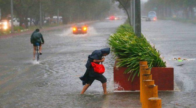 فلپائن میں تباہی مچانے کے بعد طوفان منگ ہٹ چین کے سب سے زیادہ آبادی والے صوبے سے ٹکرا گیا