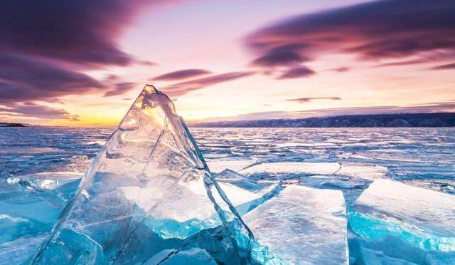 قطب شمالی کی مستقل برف کا آدھا حصہ ختم ہوچکا ہے