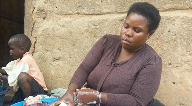 یوگنڈا کی 40 سالہ خاتون 44 بچوں کی ماں