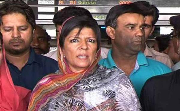 دبئی میں پراپرٹی ،علیمہ خان نے قیمتی جائیداد کا 50فیصد ایف بی آر کو دیدیا