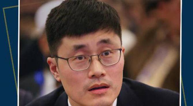 """چین کے معروف کارپوریٹ گرو """"لی دا پنگ"""" پی ایس ایل فرنچائز پشاور زلمی کے سینئر ڈائر یکٹر مقرر"""