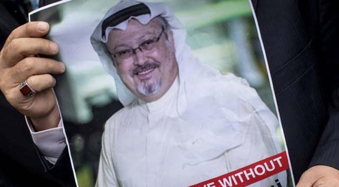 خاشقجی قتل؛ امریکا نے 17 سعودی شہریوں پر پابندیاں لگادیں