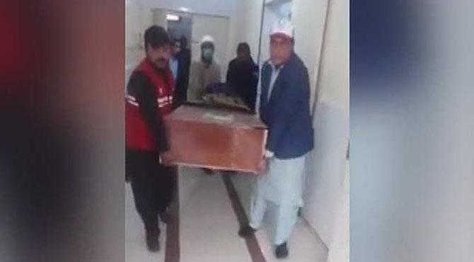 افغانستان نے ایس پی طاہر داوڑ کا جسد خاکی پاکستانی حکام کے حوالے کردیا، نماز جنازہ اد