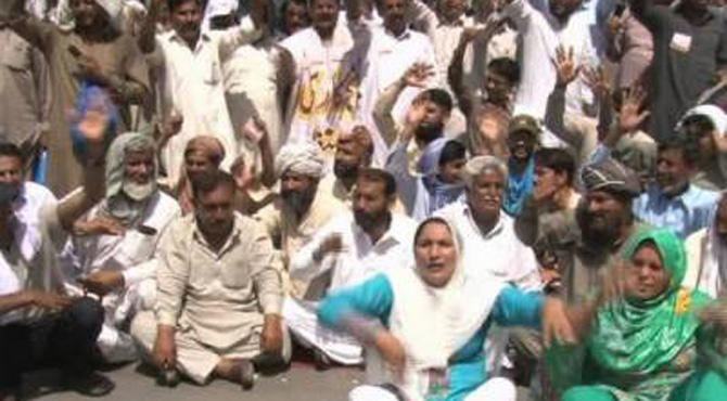 عوامی احتجاج کیلئے ناصر باغ میں سپیکر کارنر کی منظوری
