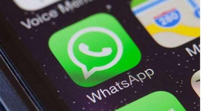 معروف مسیجنگ سروس واٹس ایپ نے صارفین کو ڈیٹا اسٹوریج کی سہولت مہیا کرنے کا فیصلہ کر لیا
