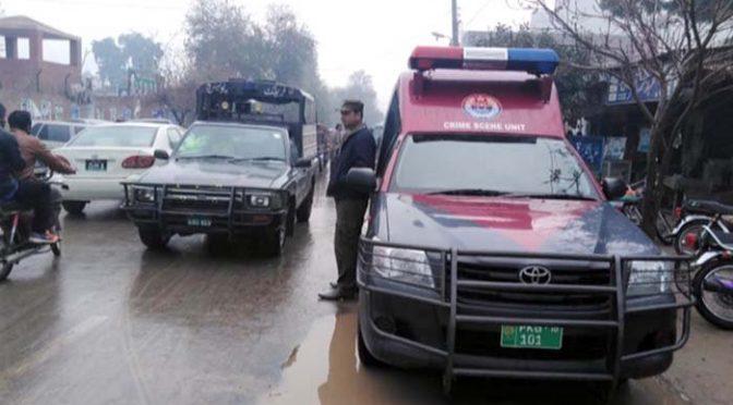 پاکپتن: ضلع کچہری میں مخالفین کی فائرنگ سے پیشی پر آئے 2 ملزمان، کلرک جاں بحق