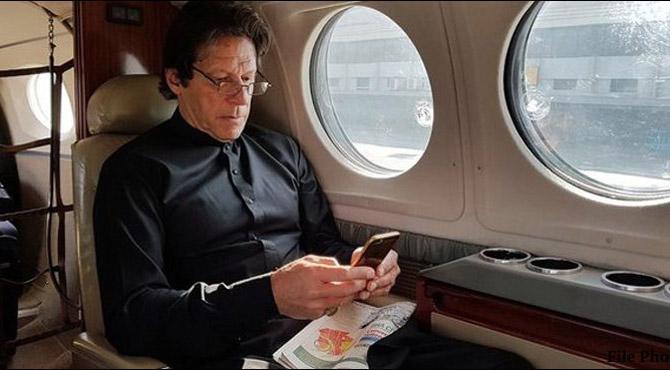 وزیراعظم عمران خان آج قطر کے دورہ پر روانہ ہوں گے