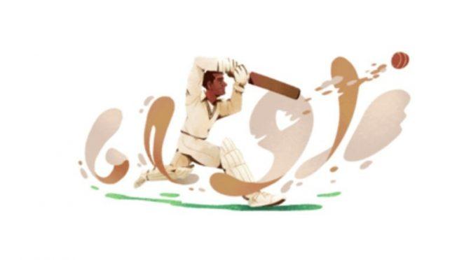 گوگل کا ڈوڈل کے ذریعے عبدالحفیظ کاردار کو خراج تحسین