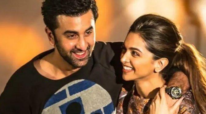 'تماشہ' کے بعد دپیکا اور رنبیر دوبارہ ایک ساتھ فلم میں کاسٹ؟