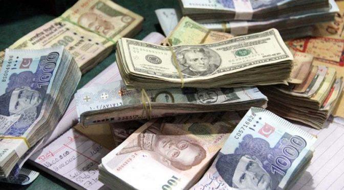 موجودہ حکومت نے اب تک 22 کھرب 40 ارب روپے کا قرض لے لیا
