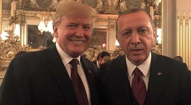 ٹرمپ نے ترکی کو معاشی طور پر تباہ کرنے کے بیان پر یوٹرن لے لیا