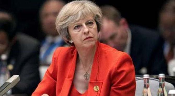 بریگزٹ ڈیل پر برطانوی وزیراعظم کو ایک بار پھر تحریک عدم اعتماد کا سامنا