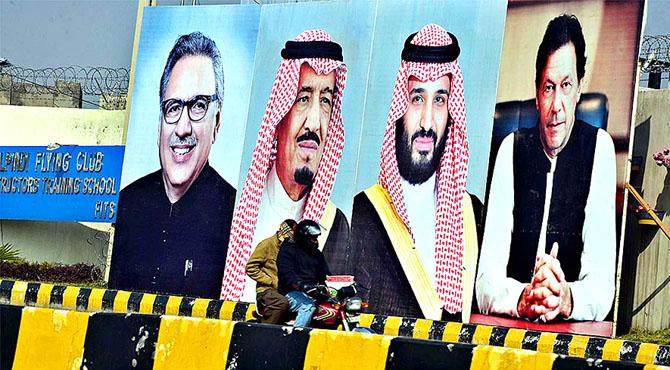 سعودی ولی عہد کے دورہ کی تاریخ تبدیل
