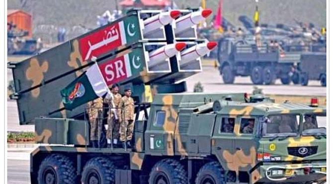 پاکستان کے پاس 140 سے 150 جبکہ بھارتی ایٹمی ہتھیاروں کی تعداد کتنی؟ تہلکہ خیز رپورٹ