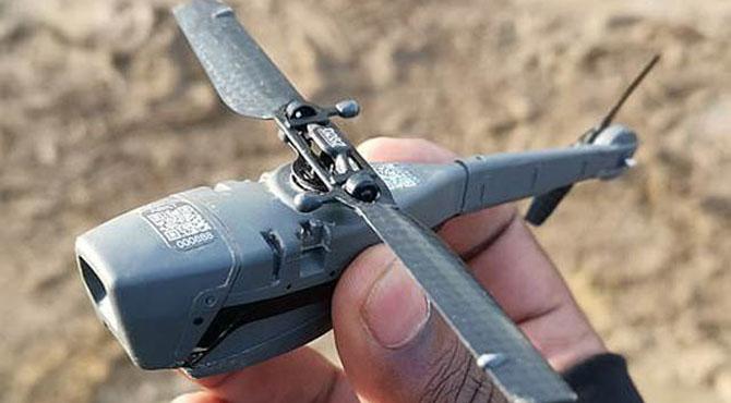برطانوی فوج کےلیے دنیا کے سب سے چھوٹے جاسوس ڈرون تیار