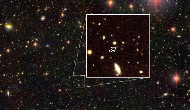 کائنات کے کنارے بہت بڑے 83 بلیک ہول دریافت