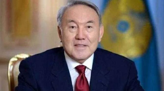 قازقستان کے صدر تین دہائیوں کی بلاشرکت غیرے حکمرانی کے بعد اچانک مستعفی
