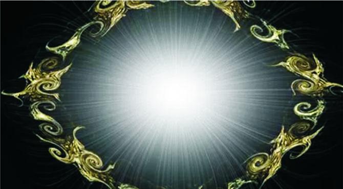 تصویر کھینچنے والا جادوئی آئینہ