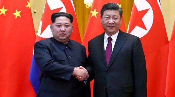 کورین صدر کی واپسی کے ساتھ ہی چین کیجانب سے دورہ کی تصدیق،خفیہ مذاکرات کا بھانڈا پھوٹ گیا