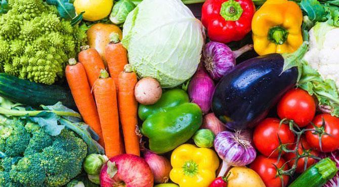 کچی سبزیاں اور پھل ڈپریشن سے محفوظ رکھنے میں اہم ثابت